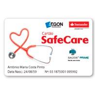Cartão Safe Care