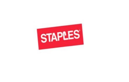 Logotipo Staples